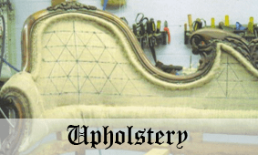 Click here to go to Upholstery