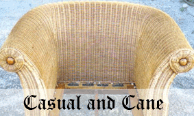 Click here to go to Casual Cane furniture