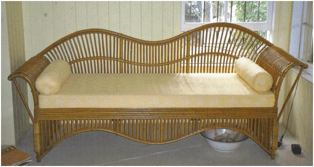 Cane Bench