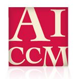 Logo for AICCM